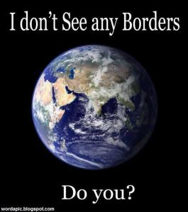Earth without borders
